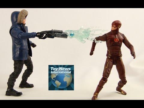 DC Collectibles The Flash TV Show Captain Cold Action Figure