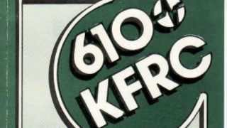 KFRC 610 San Francisco - Rhythm of the City Jingles - 1979