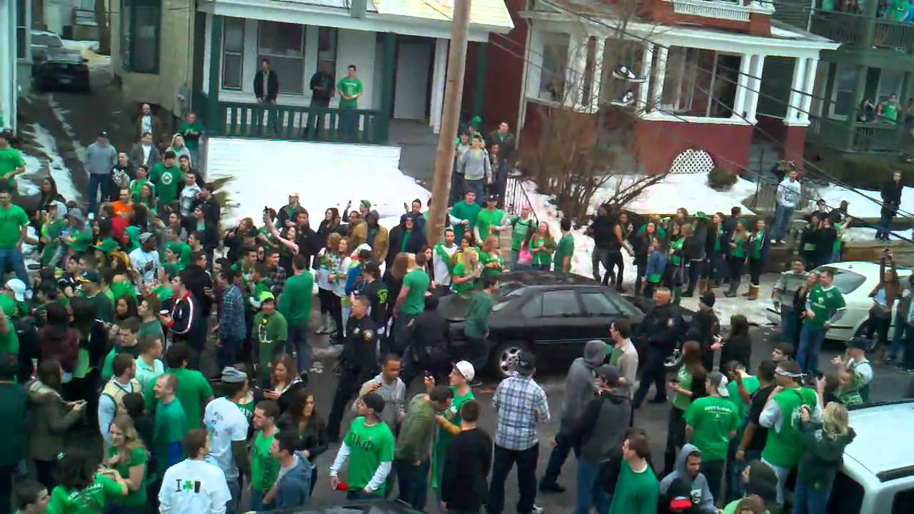 KEGS AND EGGS RIOT ALBANY 2011 MADNESS!!! - YouTube