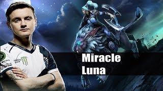 Dota 2 Stream: Liquid Miracle playing Juggernaut