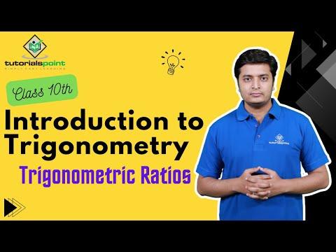 Class 10th - Trigonometric Ratios