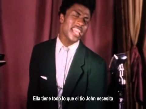 Little Richard - Long Tall Sally (Subtitulado español)