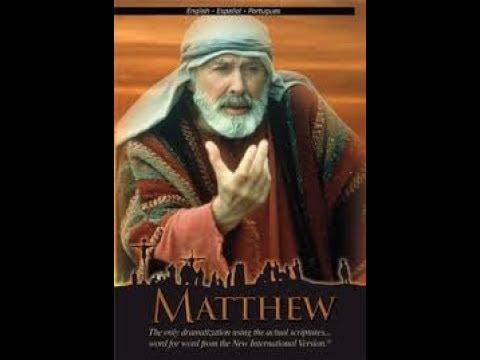 Movie Kiswahili kamili: Injili ya Mathayo - Tanzania na Kenya full movie .Kiswahili Matthew's Gospel