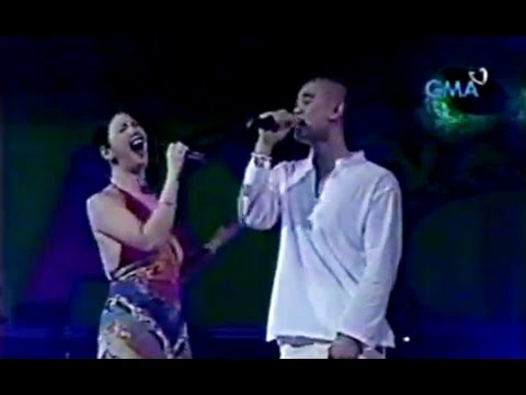 Regine Velasquez & Jay R - Endless Love (Luther Vandross And Mariah Carey)