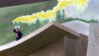 camp woodward season 8 ep17 smoke bombs