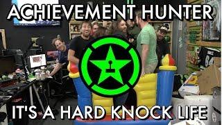 It's a Hard Knock (Achievement Hunter) Life
