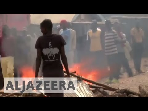 Kenyatta wins election rerun, but violence continues in Kenya