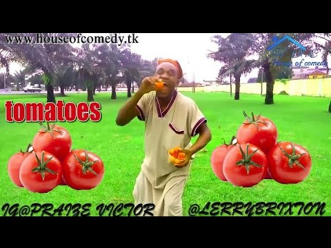 Nigerian Economy 2016 (hight cost of tomatoes) (Nigerian Comedy)