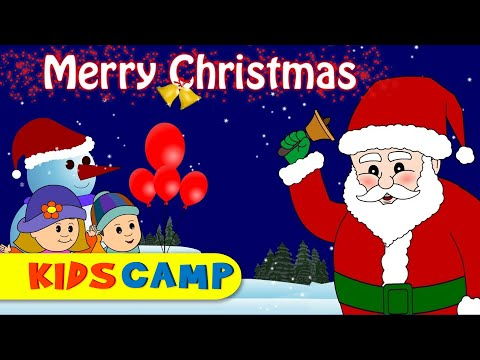 We Wish you a Merry Christmas | Christmas Songs By KidsCamp
