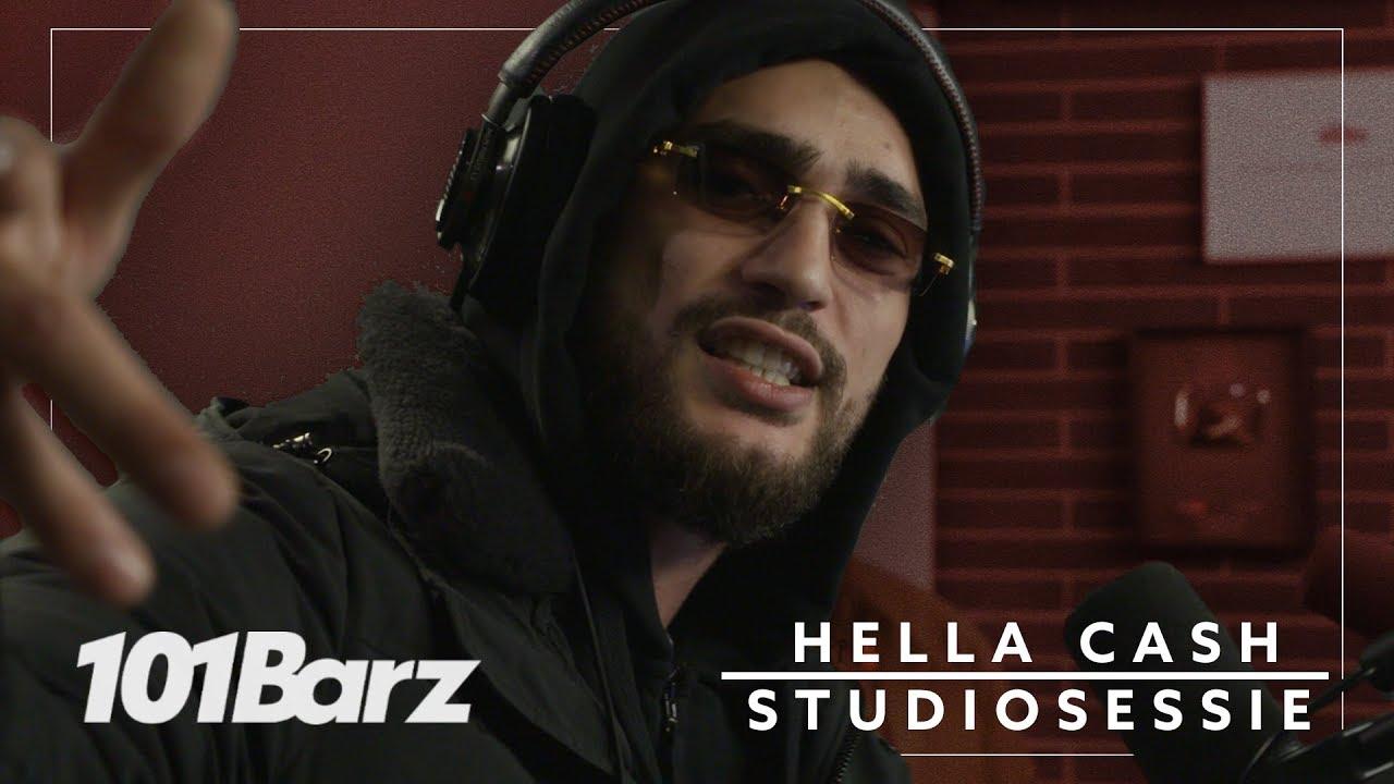 Download HELLA CASH | Studiosessie 297 | 101Barz