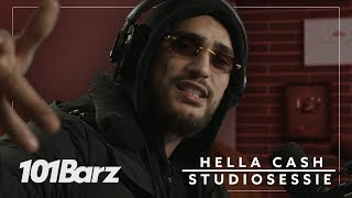 Hella Cash - Studiosessie 297 - 101Barz