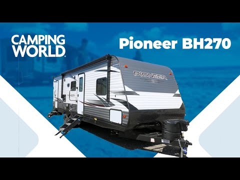 2020 Heartland Pioneer BH270 | Travel Trailer - RV Review: Camping World