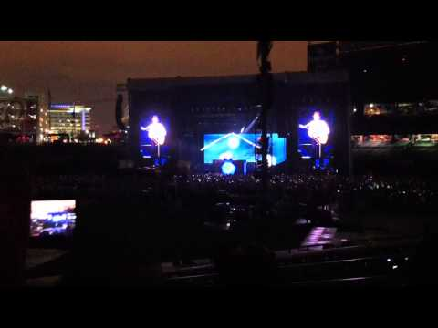 "Paul McCartney ""Blackbird"" National's Park Washington DC 7/12/13"