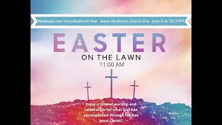 Easter Celebration On The Lawn 2020 On the Road to EmmausLuke 24:13-35