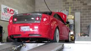 """CORNFED"" Cobalt SS Dyno and Quarter Mile @ MIR"