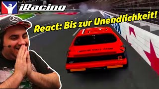 Dave reagiert auf iRacing Highlights: Fails & Wins im Februar 2020 #1