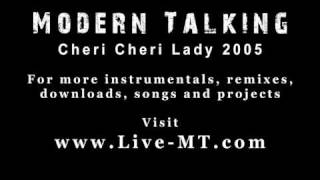 Modern Talking - Cheri Cheri Lady 2005