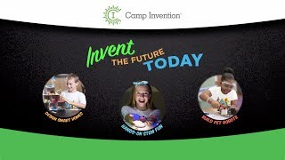 2018 Camp Invention Program - Fast Forward