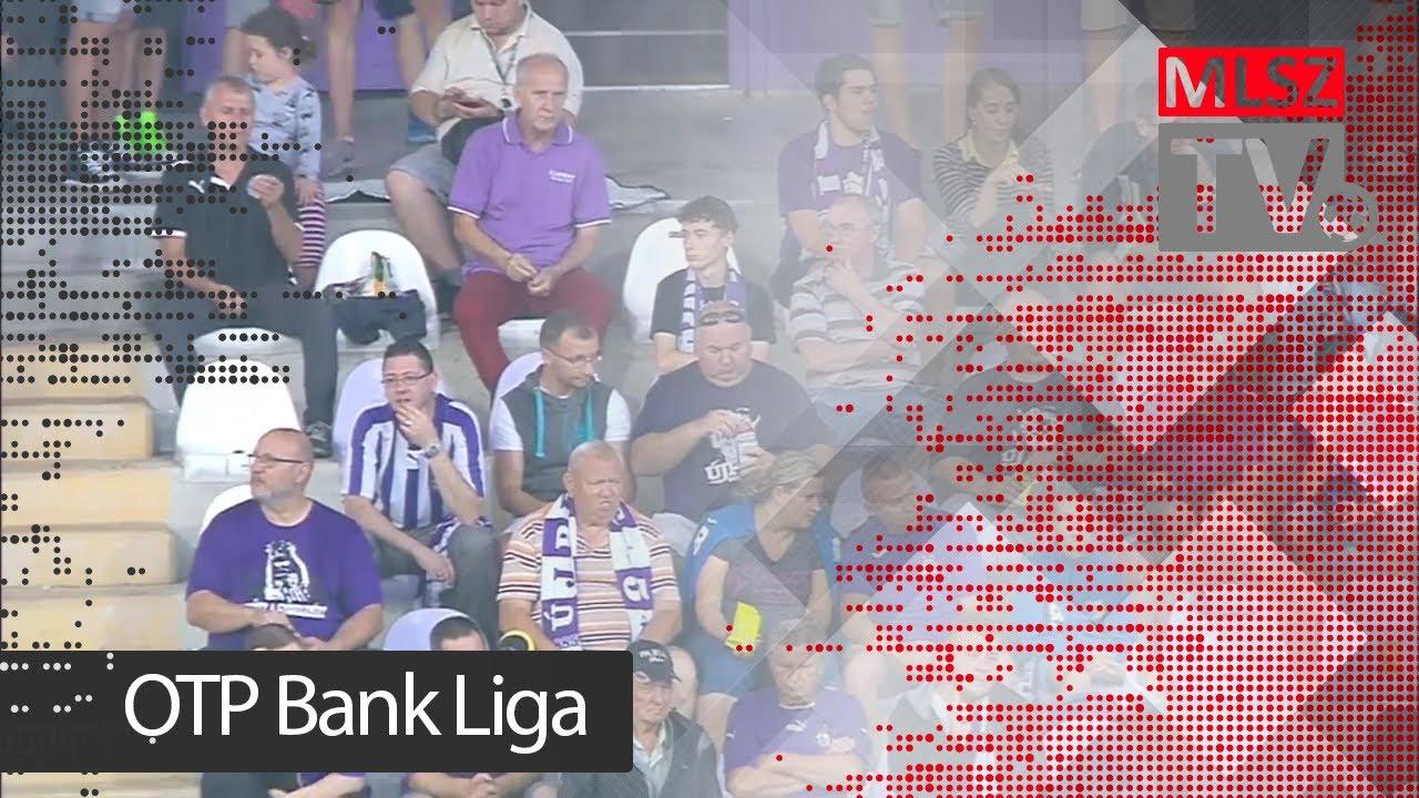 Újpest FC - DVSC | 2-1 (0-0) | OTP Bank Liga | 33. forduló | 2017/2018