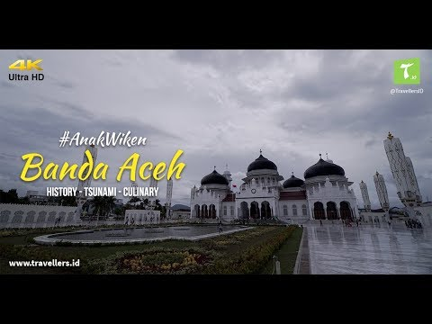 Banda Aceh: Tsunami-History-Culinary (4K Video)