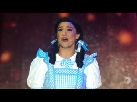 Carols in the Domain 2017 - The Wizard of oz