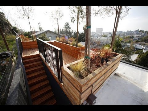 30 Beautiful Tiny Homes With Rooftop Deck Youtube
