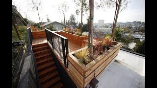 30 Beautiful Tiny Homes With Rooftop Deck