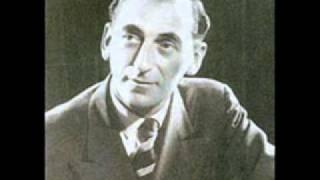 Isador Goodman plays Schubert arr. Liszt Hark, Hark, the Lark