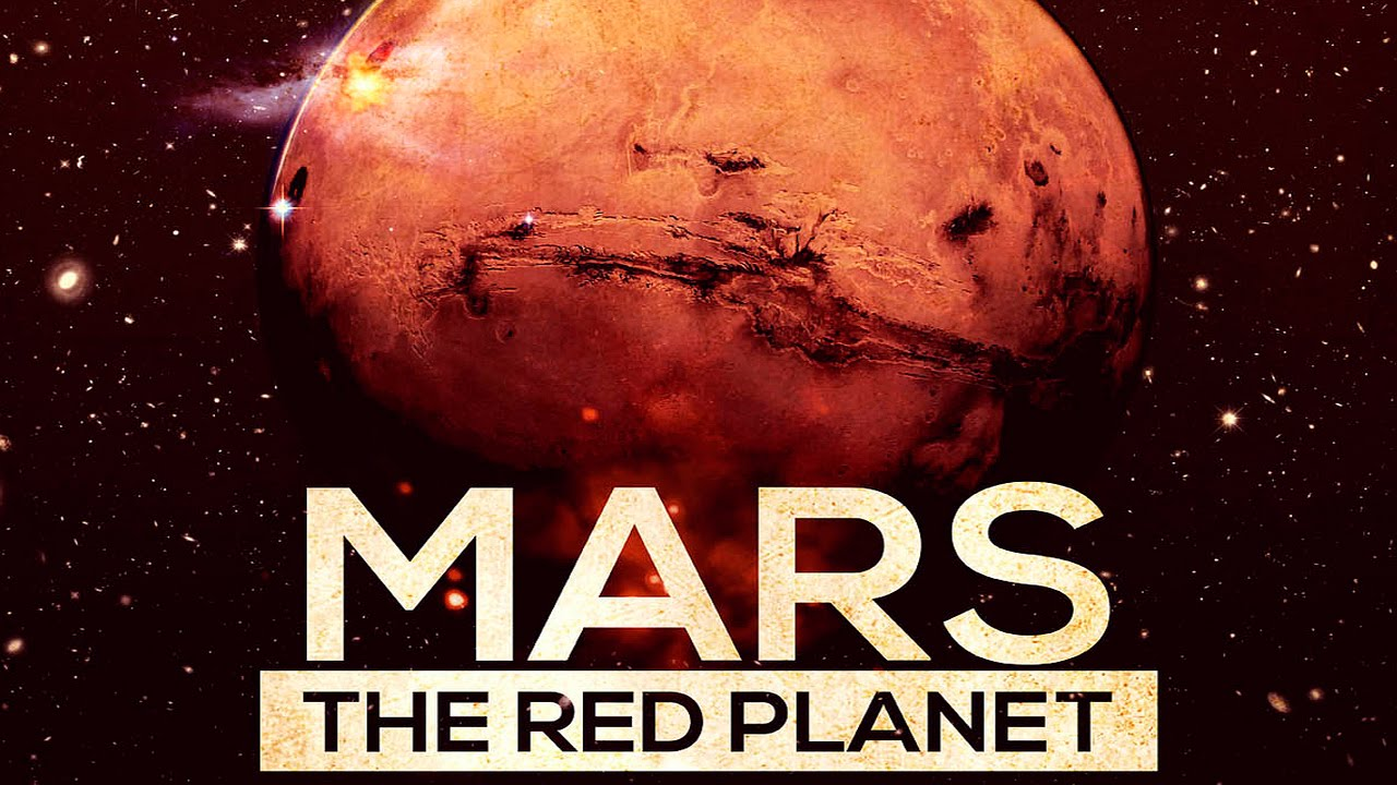 The Universe. Mars the red planet HD - YouTube