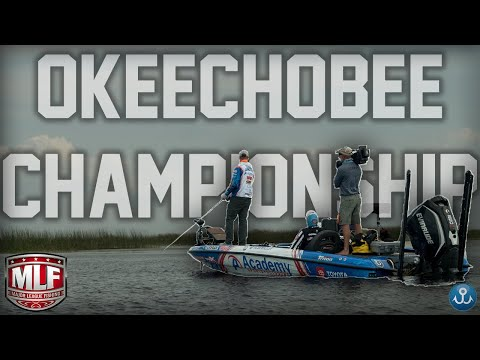 Fishing for Back to Back Championship's on the