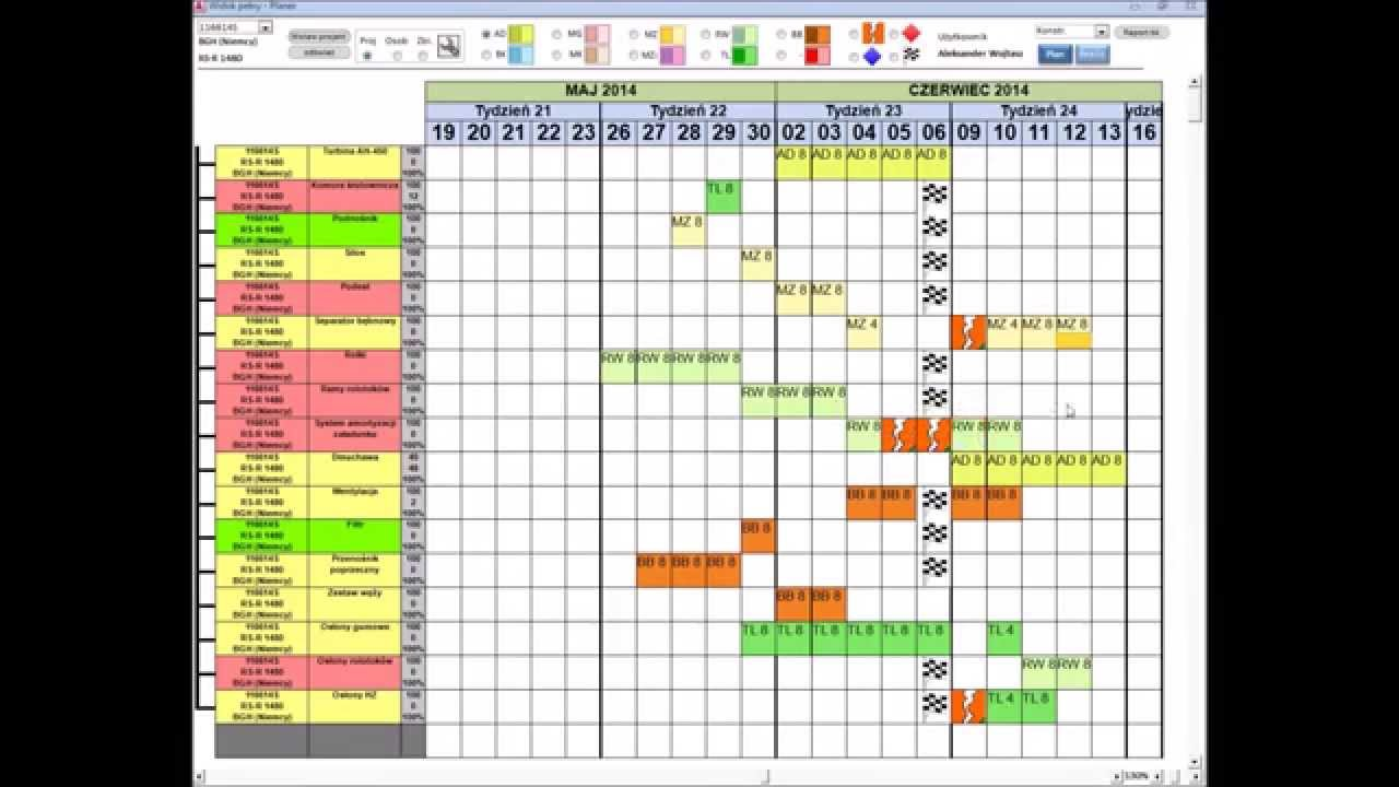 microsoft access interactive gantt chart youtube. Black Bedroom Furniture Sets. Home Design Ideas