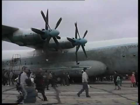 Sperenberg 1994, Soviet farewell