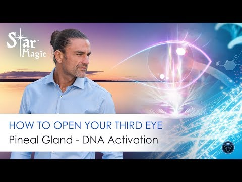 HOW TO OPEN YOUR THIRD EYE - Pineal Gland - DNA Activation