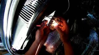 видео Освещение багажника Ваз 2112 |
