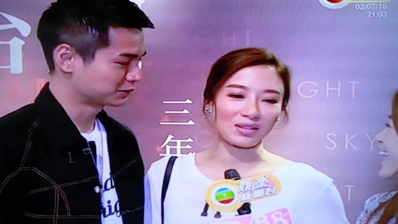 楊怡羅仲謙忙於籌備婚宴 - YouTube