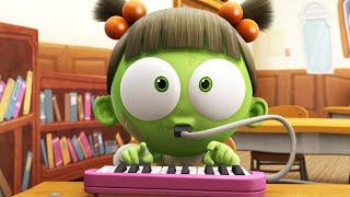 Spookiz | Día de diversión en la escuela | Dibujos animado...