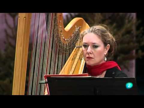 """Raquel Lojendio,soprano """"Canción a la luna"""" Rusalka de A. Dvorák."""