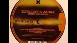 Kotelett  Zadak - Bombus Barbutellus