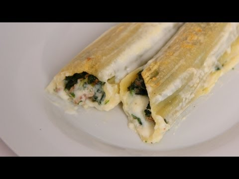 Cannelloni Recipe - Laura Vitale - Laura in the Kitchen Episode 412