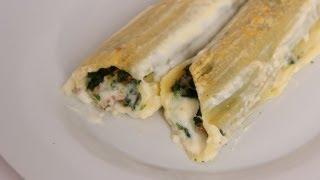 Cannelloni Recipe - Laura Vitale - Laura In The Kitchen Episode 412