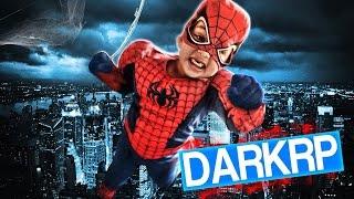 GMOD DarkRP FR #80 : LE BÉBÉ SPIDERMAN ! - Xeos