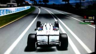 racing simulation 3 gameplay