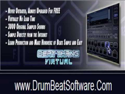 beat thang drum machine youtube. Black Bedroom Furniture Sets. Home Design Ideas
