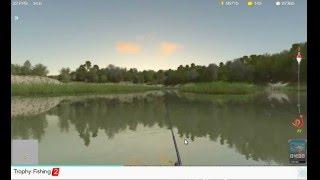 Трофейная рыбалка 2. Видео(Небольшой видеоряд из тестовой версии игры., 2016-02-09T11:18:21.000Z)
