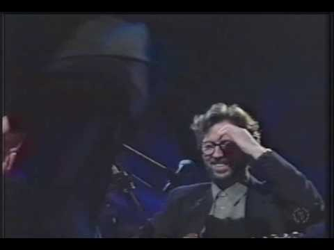 Eric Clapton Signe Outtake