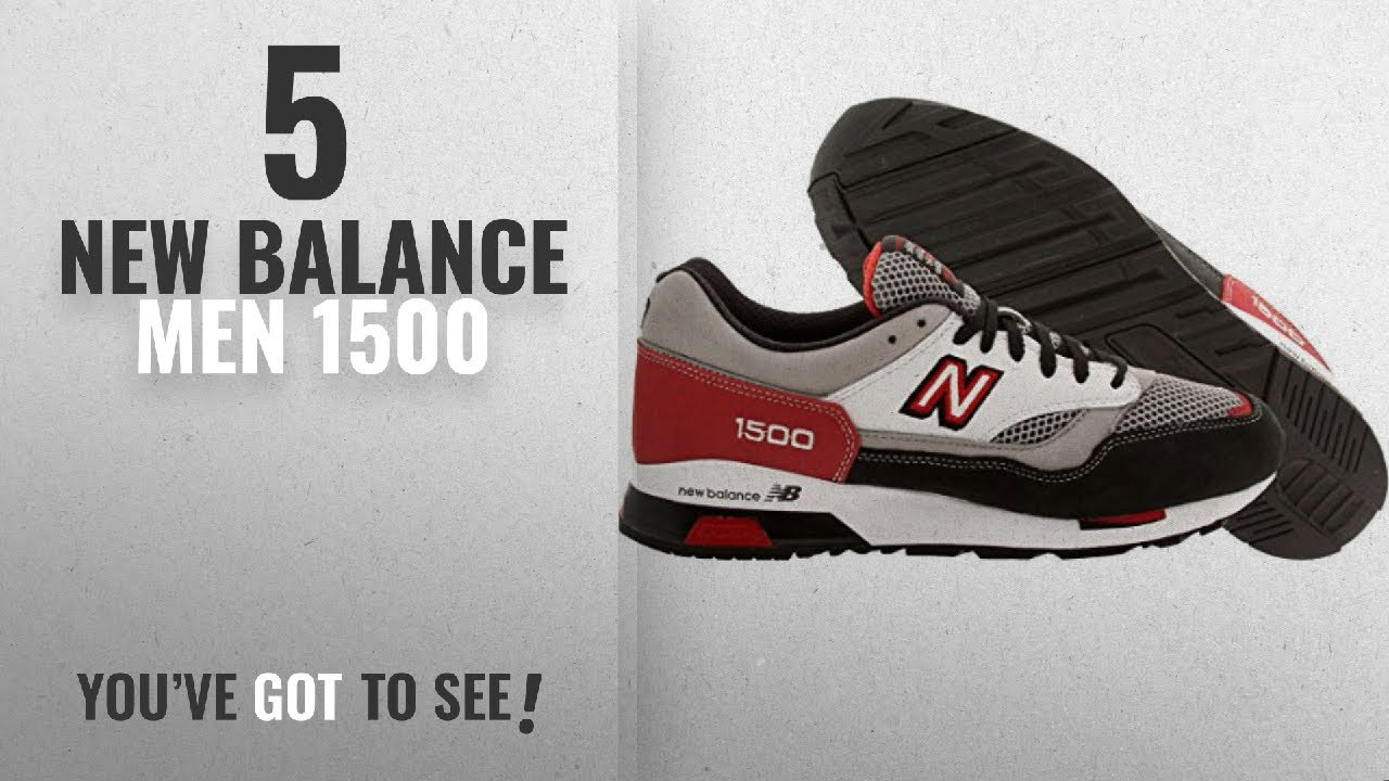 95d6d133f5 Top 10 New Balance Men 1500 [2018 ] | New & Popular 2018