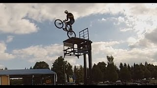 World Record for highest Trial Bike Jump