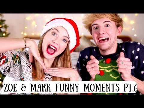 Zoe & Mark Funny Moments! Pt 6
