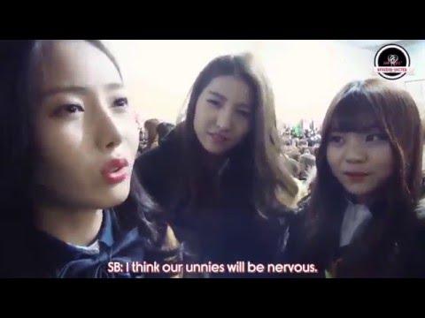[ENG SUB] 160204 GFRIEND TODAY (Eunha and Yuju