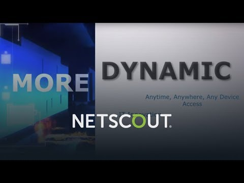 NETSCOUT - Managing End User Experience with APM and NPM